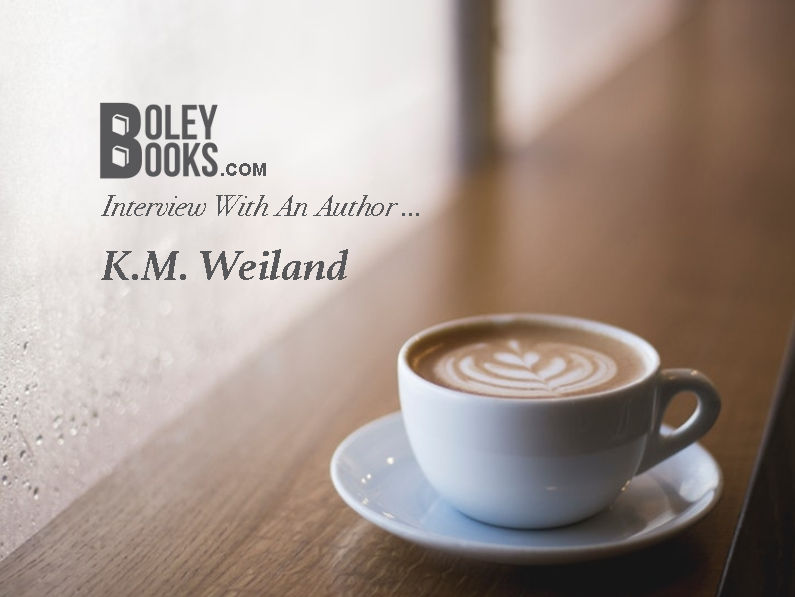 Interview With An Author—K.M. Weiland