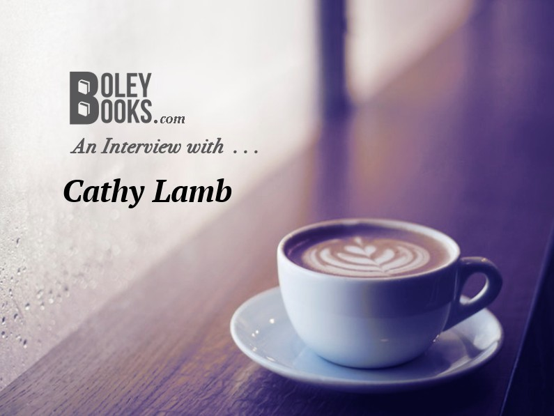 Interview With—Cathy Lamb
